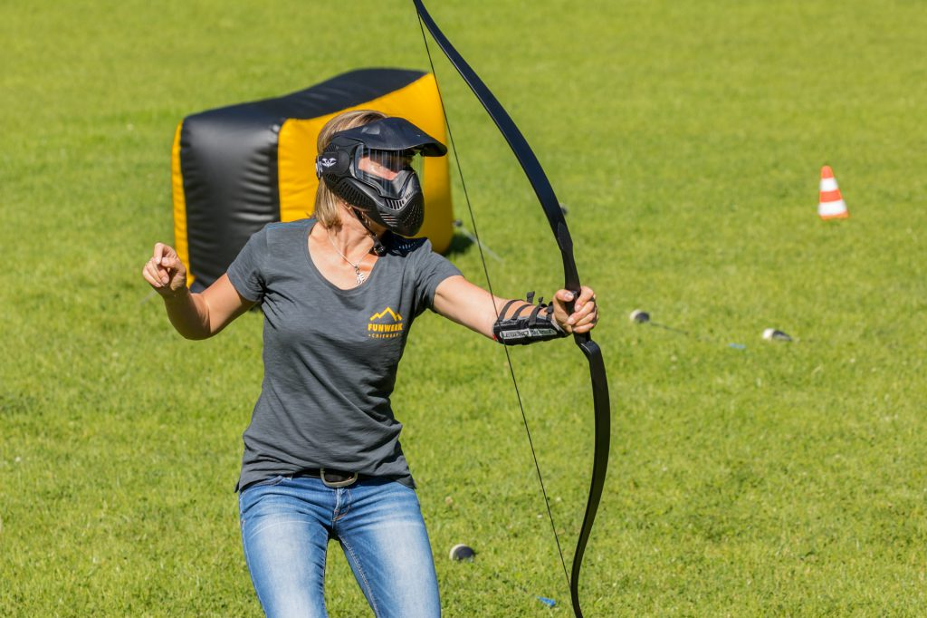 ArcheryTag mit Funwerk Chiemgau