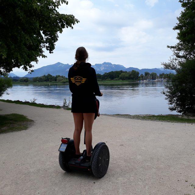 Segway Tour von Grabenstätt nach Übersee - Feldwies