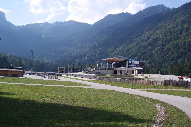Segway meets Biathlon