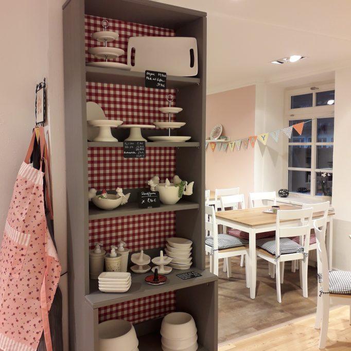 Keramik bemalen - Mal mal Küche Ruhpolding